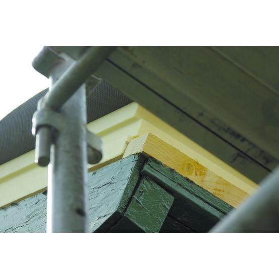 panneaux rigides pour isolation des toitures par l 39 ext rieur unilin insulation. Black Bedroom Furniture Sets. Home Design Ideas