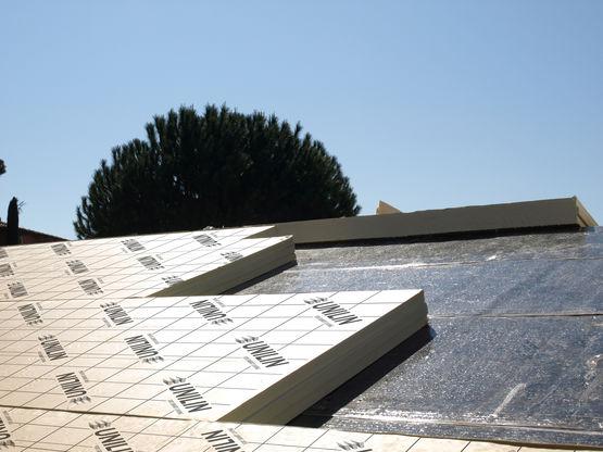 Panneaux rigides pour isolation des toitures par l ...