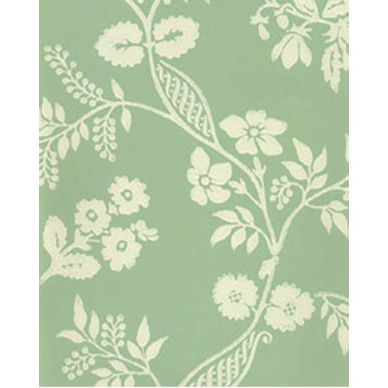 papier peint petites fleurs melrose farrow ball. Black Bedroom Furniture Sets. Home Design Ideas