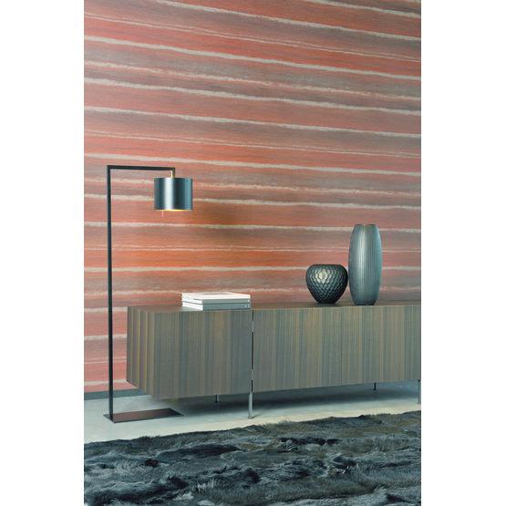 papier peint vinyl en 8 motifs aspect b ton et v g tal. Black Bedroom Furniture Sets. Home Design Ideas