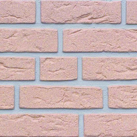 Parement de fa ade aspect briques en cinq coloris for Poser des briques de verre dans un mur exterieur