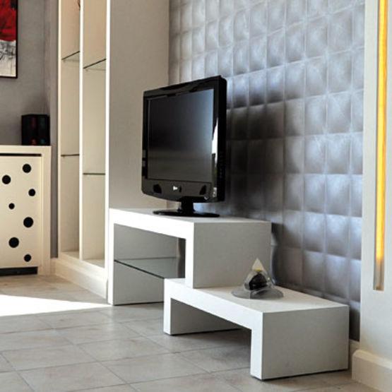 parement d coratif motifs pour murs ou plafonds parements contemporains staff d cor. Black Bedroom Furniture Sets. Home Design Ideas
