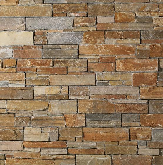 parement en pierres naturelles quartzite multicolore pour murs et fa ades noviroc colorado orsol