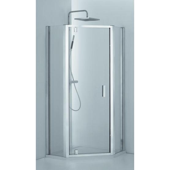 paroi de douche pour tous types de receveur vertigo