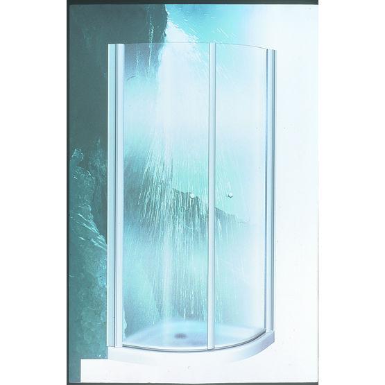 parois de douche en verre tremp s rigraphi ou non onyx 2 sanitec. Black Bedroom Furniture Sets. Home Design Ideas