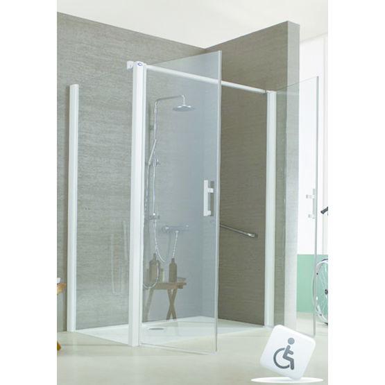 leda paroi douche elegant paroi et porte de douche cabine de douche de rond izibox leda porte. Black Bedroom Furniture Sets. Home Design Ideas