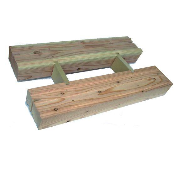 parpaing en bois massif pour constructions cologiques. Black Bedroom Furniture Sets. Home Design Ideas