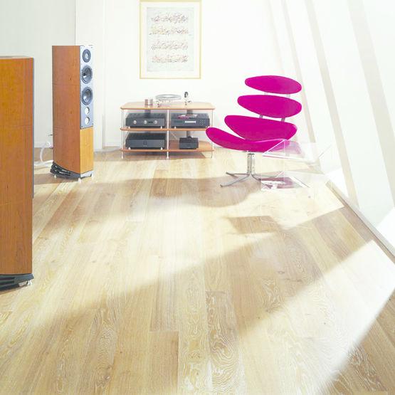 parquet en ch ne bross aspect c rus campagnard stonewashed boen parkett. Black Bedroom Furniture Sets. Home Design Ideas