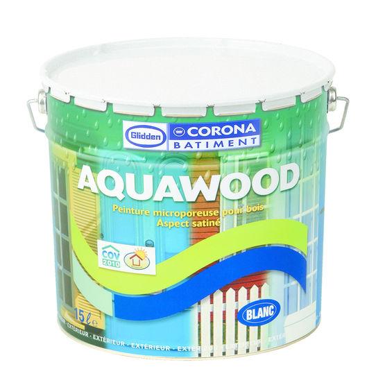 Peinture corona bois resine de protection pour peinture - Peinture resine bois ...