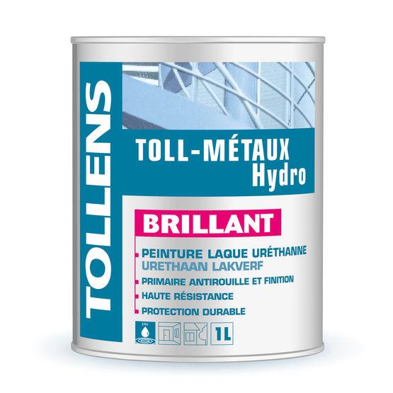 Peinture Antirouille Imperméabilisante Toll Métaux Hydro Tollens