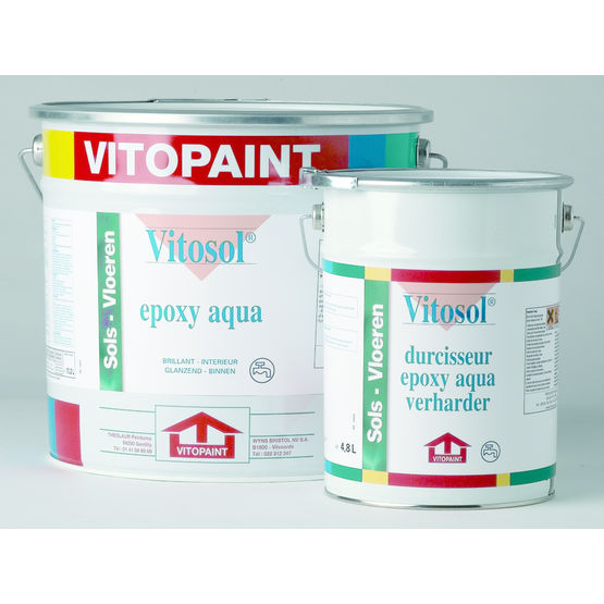 peinture de sol pour l 39 agroalimentaire vitosol epoxy eau vitopaint. Black Bedroom Furniture Sets. Home Design Ideas