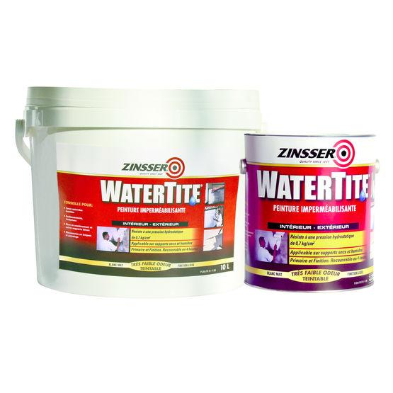 Peinture imperm abilisante antimoisissure watertite - Peinture rust oleum ...