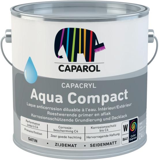 Peinture laque 2 en 1 satin e anticorrosion pour m taux - Peinture resistant al eau ...