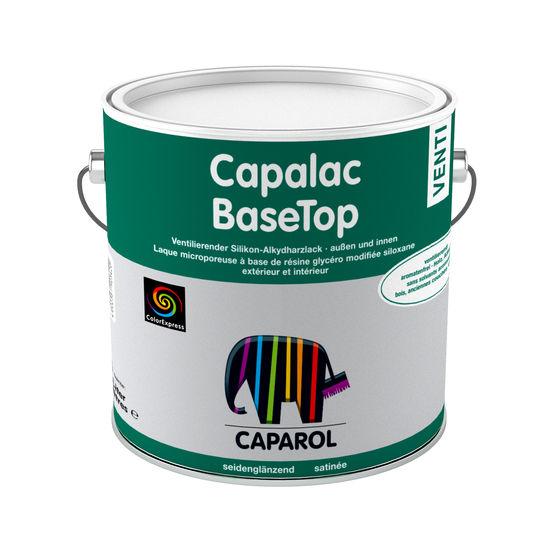 Peinture laque sp ciale bois capalac basetop venti caparol for Peinture speciale bois