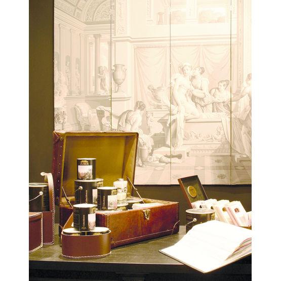 peinture mate ou laqu e en 72 couleurs lessivables zuber. Black Bedroom Furniture Sets. Home Design Ideas