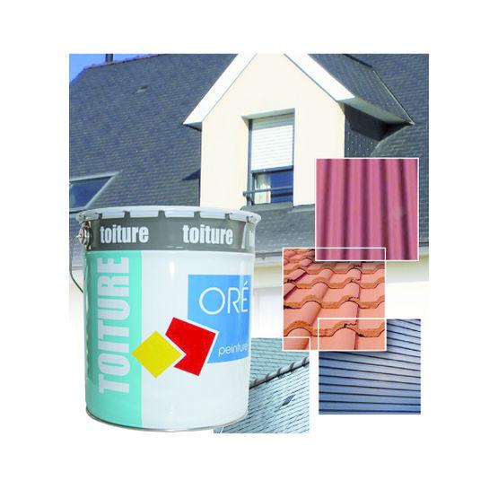 Peinture mate pour toiture acrytoit ore for Peinture pour sanitaire