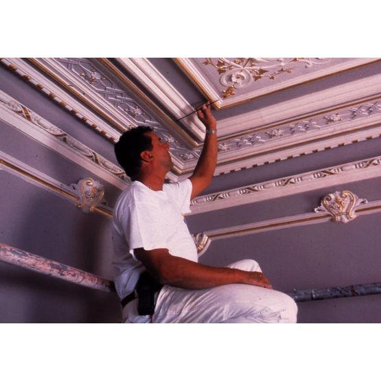 peinture murale de finition mate ou satin e alphatex. Black Bedroom Furniture Sets. Home Design Ideas