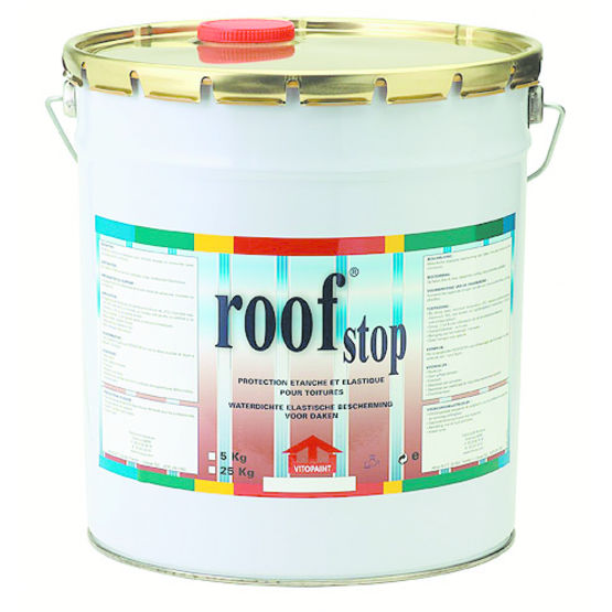 Peinture pour l'imperméabilisation et la finition des toitures   Roofstop - Vitopaint