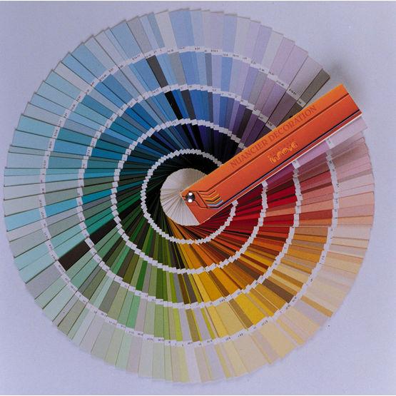 Peintures glyc rophtaliques en plus de 1 000 teintes for Peinture plafond mat ou satine