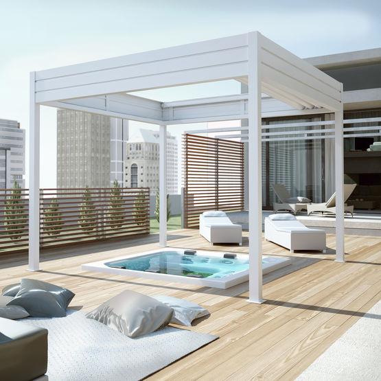 tonnelle toit retractable elegant tonnelle de jardin retractable meilleures id es tonnelle toit. Black Bedroom Furniture Sets. Home Design Ideas