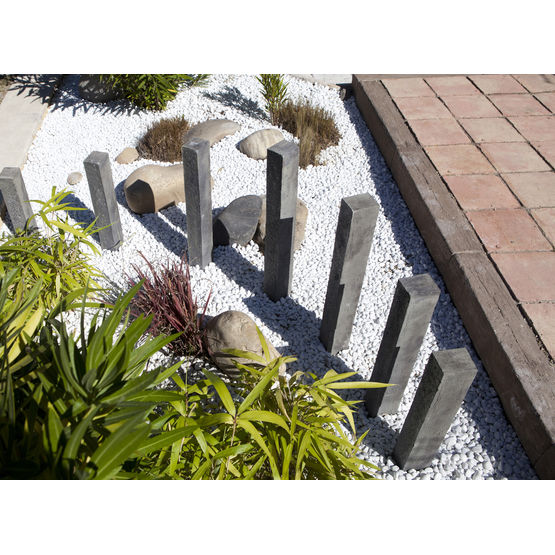 piquet aspect schiste poser horizontalement ou verticalement bradstone. Black Bedroom Furniture Sets. Home Design Ideas