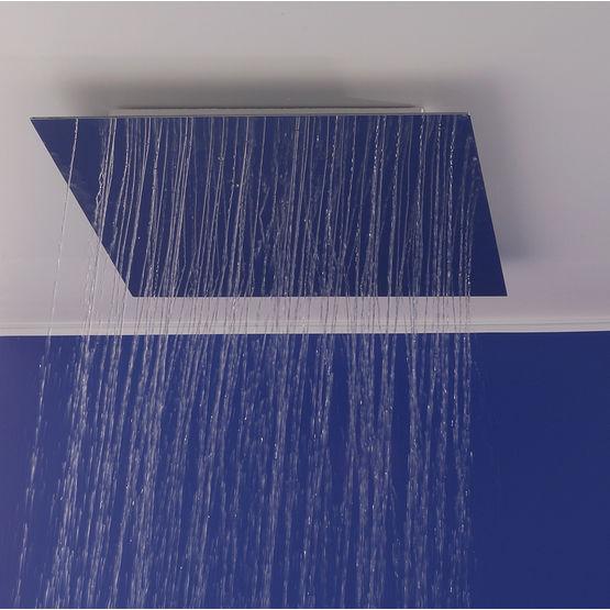 plafond de douche coulement en ciel de pluie ciel de pluie mingori robinetterie. Black Bedroom Furniture Sets. Home Design Ideas