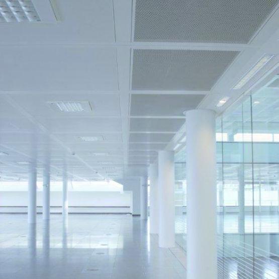 Chauffage plafond rayonnant eau for Faux plafond chauffant