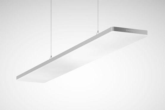 Plafonnier et luminaire suspendu à technologie led pour le