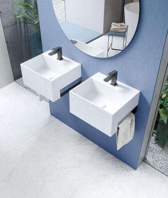 Plan Vasque Ceramique Et Habillage Baignoire Plan Support Vasque Delpha