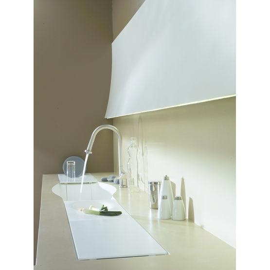 plan de travail avec vier et accessoires int gr s chemin d 39 eau p r ne. Black Bedroom Furniture Sets. Home Design Ideas
