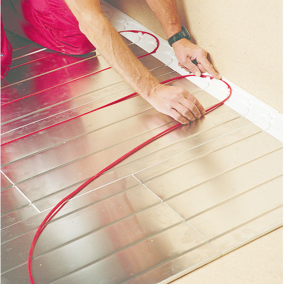 Plancher Chauffant Électrique Pour La Rénovation | T2 Reflecta