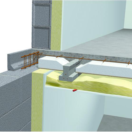 plancher l ger thermo acoustique pour logement collectif plta seacbois seac. Black Bedroom Furniture Sets. Home Design Ideas