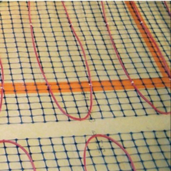 Plancher rayonnant lectrique sous chape ou dalle for Dalle chauffante exterieur