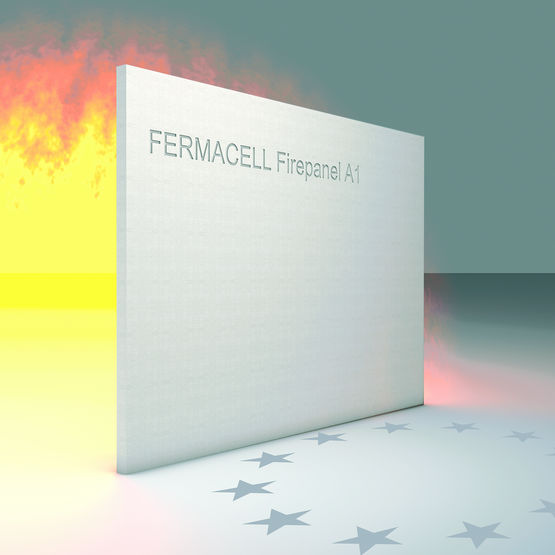 plaque de pl tre a1 pour la protection contre le feu fermacell firepanel a1 fermacell. Black Bedroom Furniture Sets. Home Design Ideas
