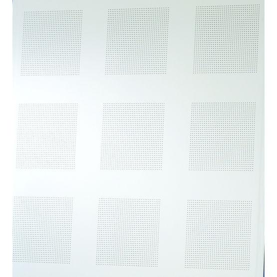plaque de pl tre acoustique delta 4 g om trie 3 knauf. Black Bedroom Furniture Sets. Home Design Ideas