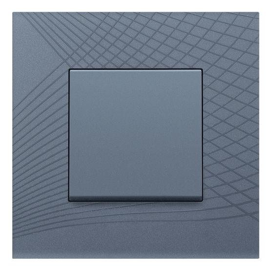 plaque de recouvrement ultraplates en mat riaux d coratifs niko pure niko. Black Bedroom Furniture Sets. Home Design Ideas