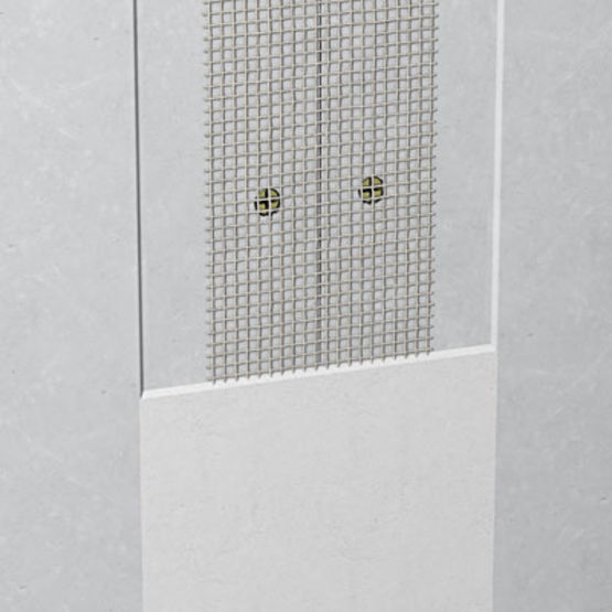 plaque hydrofuge en b ton l ger bords amincis fermacell. Black Bedroom Furniture Sets. Home Design Ideas