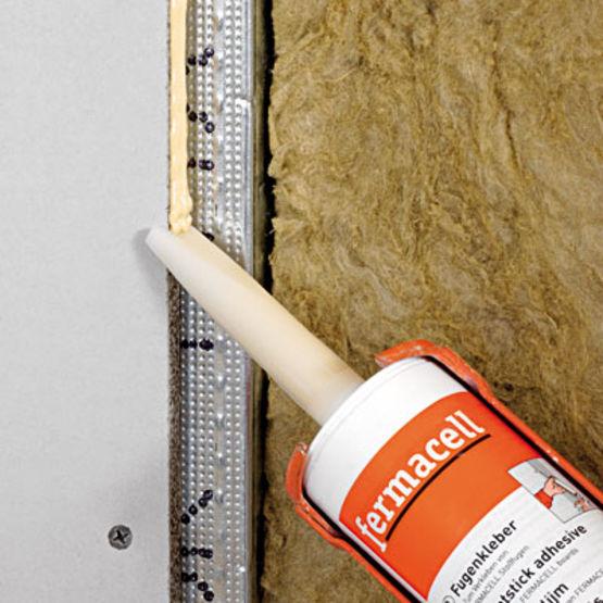 Plaque hydrofuge en trois longueurs pour int rieur et ext rieur fermacell - Plaque bois hydrofuge ...