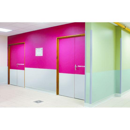 plaques de protection murale jusqu 39 4 5 m plaques et. Black Bedroom Furniture Sets. Home Design Ideas