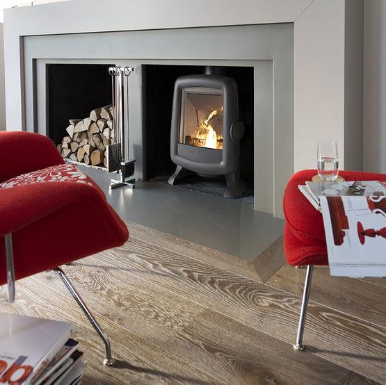 elo s po le bois 5 kw avec post combustion compatible. Black Bedroom Furniture Sets. Home Design Ideas