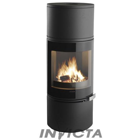 Alcor po le bois 6 kw compatible rt2012 post combustion - Poele a bois rt 2012 ...