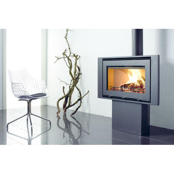 po le bois fa ade panoramique uniq32 dovre. Black Bedroom Furniture Sets. Home Design Ideas