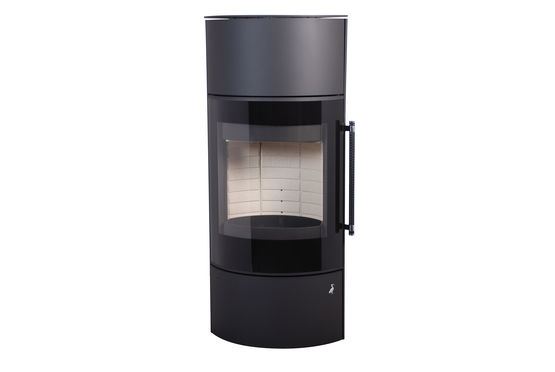 po le bois contemporain storch vuelta h noir acier compact et performant vuelta h best fires. Black Bedroom Furniture Sets. Home Design Ideas