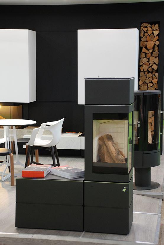 vitre de poele amazing supra lytham pole bois with vitre. Black Bedroom Furniture Sets. Home Design Ideas