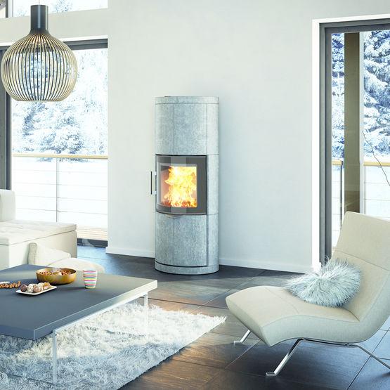 po le bois double combustion hwam 7150 chemin es seguin. Black Bedroom Furniture Sets. Home Design Ideas