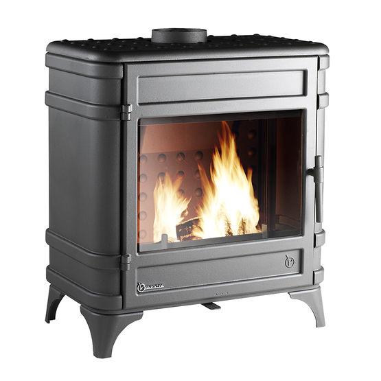 siam po le bois en fonte 12 kw post combustion et. Black Bedroom Furniture Sets. Home Design Ideas