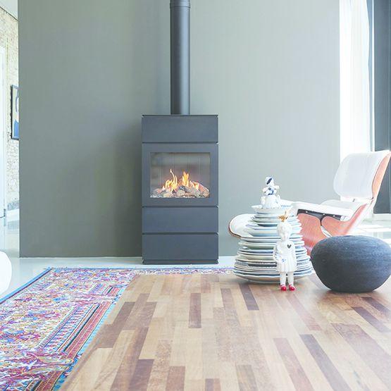 po le gaz modulaire ventouse blokhus best fires. Black Bedroom Furniture Sets. Home Design Ideas