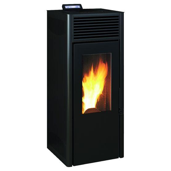 nola 8 po le granul s 8 kw air chaud ventil. Black Bedroom Furniture Sets. Home Design Ideas