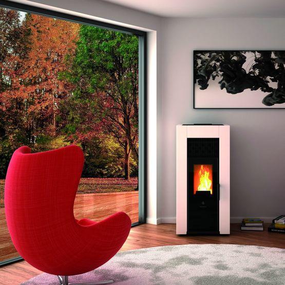 eucalia po le granul s connect haut rendement. Black Bedroom Furniture Sets. Home Design Ideas