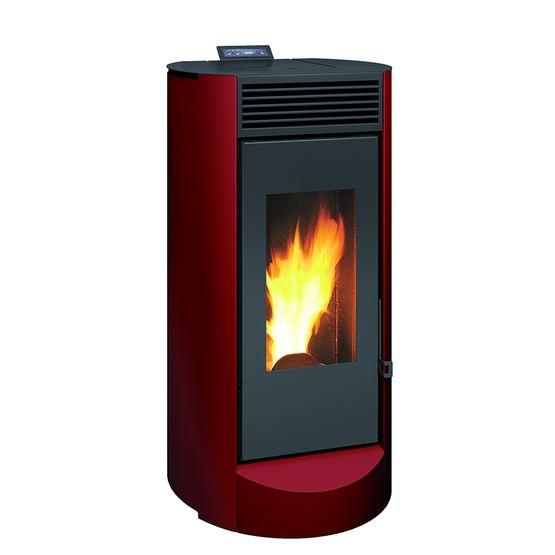 lodi 7 po le granul s de bois 7 kw air chaud ventil. Black Bedroom Furniture Sets. Home Design Ideas